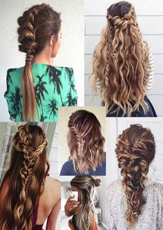prom hairstyle | Maffashion
