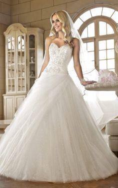 5828 Fairytale Wedding Dress by Stella York