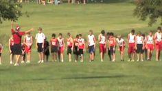 Cedar Falls Junior High Cross Country Season 2009