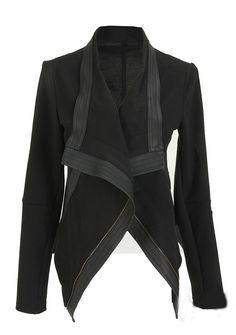 modernized medieval jacket