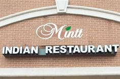 Mintt Indian Restaurant in Coppell, Texas.