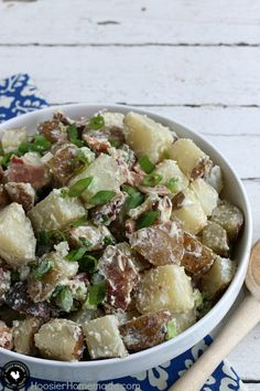 Bacon Potato Salad -