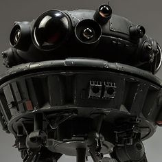 "The Viper probe droid, commonly referred to as the probot, was a deep-space exploration and reconnaissance probe droid produced by Arakyd Industries.   One of artist Jean ""Moebius"" Girard's designs was used for the probe droid in The Empire Strikes Back."