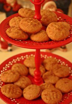 13 søte oppskrifter familien vil elske til jul! | Tones kaker Cheese, Cookies, Baking, Food, Baking Soda, Crack Crackers, Biscuits, Bakken, Essen