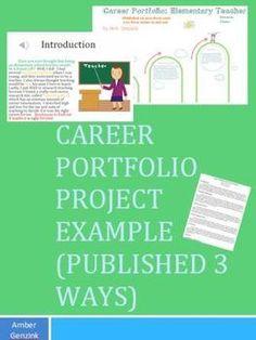 College application report writing portfolio