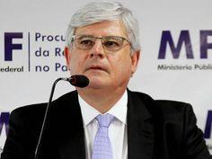 O Procurador Geral da República, Rodrigo Janot concede coletiva de imprensa, em Curitiba (PR), sobre os indiciados na Operação Lava Jato - 11/12/2014