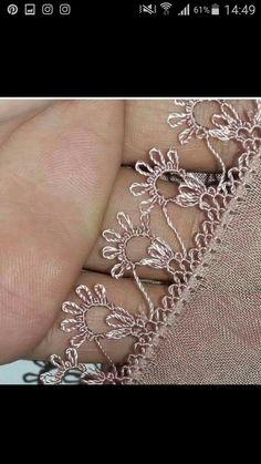 Diamond Bracelets, Bracelets For Men, Handmade Bracelets, Embroidery Bracelets, Hand Embroidery, Flower Embroidery, Simple Embroidery, White Embroidery, Bracelet Knots