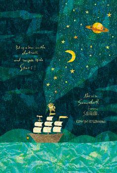 SemiDark. By Megumi Inoue. http://sorahana.ciao.jp/