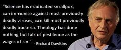 dawkins: science has quote | Richard Dawkins on science and religion ( i.imgur.com )