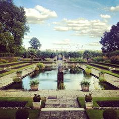 Kensington Palace Gardens. The history. The beauty. The fragrance. Need I go on?