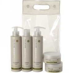Kaeso Calming Facial Kit Includes Calming Mask Calming Exfoliator Calming Cleanser Calming Toner  Calming Moisture by Kaeso Beauty >>> Check out this great product.