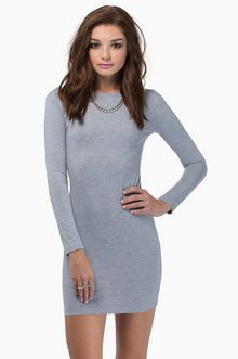 Tailoria - Jersey Me Dress - Grey posted 8 days ago.  sold 42 in the past 21 days.  Slow moving, but I would republish. 7% ST