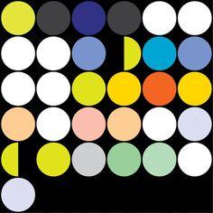 Sarah Morris at Friedrich Petzel (Contemporary Art Daily) Contemporary Art Daily, Modern Art, Post Painterly Abstraction, Arte Popular, Sculpture, Geometric Art, Op Art, Abstract Pattern, Abstract Shapes