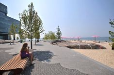 Sugar Beach, Toronto   Claude Corimer