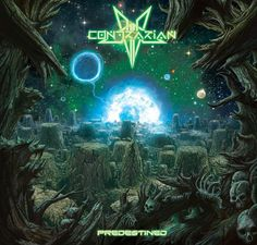 Contrarian - Predestined (2014) - Technical Death Metal - Rochester, NY