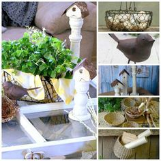 How to Create a Spring Vignette Farmhouse Style :http://www.onemoretimeevents.com/2015/03/how-to-create-a-spring-vignette-farmhouse-style.html