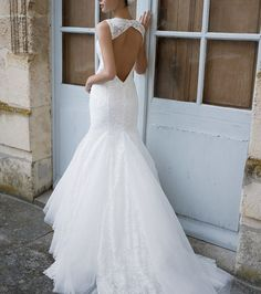 Robe de mariée Cymbeline - Collection Ecrin d'émotion, modèle Bessy