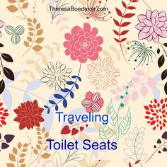 Funny podcast: When our toilet seat breaks my son and I hatch the Traveling Toilet Seat Plan. Author Theresa Boedeker unwraps life with words to encourage and entertain. Listen to her podcast, Life as it Comes, to hear funny stories and observations about life. This is a family friendly and funny podcast. #LifeAsItComes #podcast #funnypodcast
