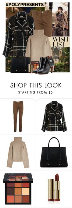 """""""#PolyPresents: Wish List"""" by polybaby ❤ liked on Polyvore featuring Barba, Ella Luna, Khaite, La Perla, Huda Beauty, Givenchy, ootd, contestentry and polyPresents"""