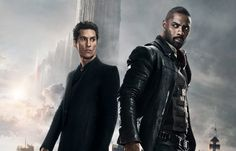 Thanks to Sony, we've got an exclusive poster for the hotly-anticipated Stephen King adaptation The Dark Tower, which features Matthew McConaughey's Man in Black and Idris Elba's …