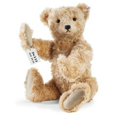 Steiff EAN 682889 Lost and Found Teddy bear