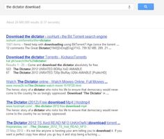 Pirate Bay and isoHunt respond to Google Search result punishment