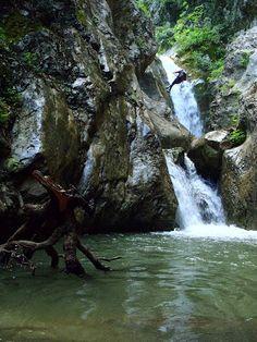 Kamariotis canyon, Mt Oiti, central Greece