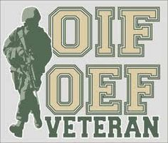 SUPPORT OIF OEF VETS
