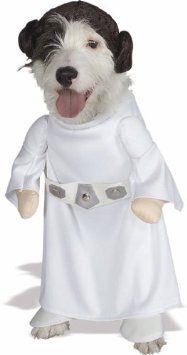 star wars pet costume