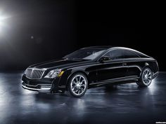 Maybach xenatec coupe 2010.  For when 007 retires (instead of the usual Buick/Cadillac rte.).