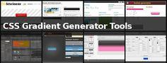 CSS Gradient Generators