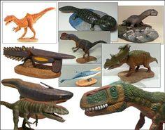 Animals Toys & Hobbies Dinosaur Triceratops Small Replica 80mm Long.