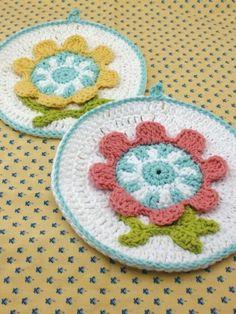 Dishcloths - Free Crochet Patterns