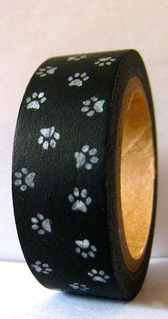 WASHI TAPE Paper Tape Masking tape Japanese Tape by mechakucha808, $2.25