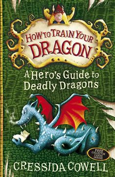 Cressida Cowell | A Heros Guide to Deadly Dragons | Sixth