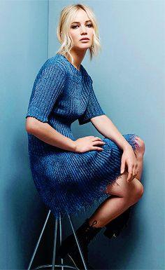Jennifer Lawrence, deadhpool:     Jennifer Lawrence by Jean-Baptiste...