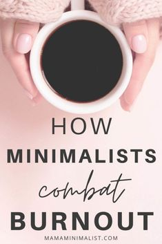 The symptoms of burnout include fatigue, hopelessness, and diminished motivation. And while Western cultures revere busyness, simplifying schedules and paring down To-Do Lists benefit our health, our happiness, and our sanity.On this episode of The Sustainable Minimalists podcast: how to identify (and prevent!) burnout, declutter your schedule, and plan your days like a minimalist.