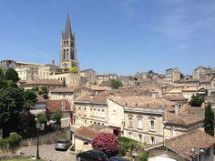 Aterrizando: Saint Emilion, un pueblo para una película Hollywo...