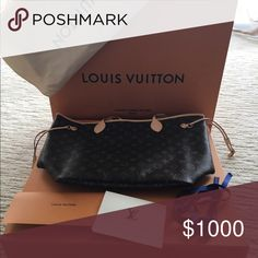 Brand New Louis Vuitton Neverfull Monogram Purse Brand New, 100% Authentic (will provide a copy of receipt with personal info crossed out) Louis Vuitton Neverfull Monogram Medium Purse (clutch not included). Red Interior Original dust bag, shopping bag and box are included.  Chicago area buyers to avoid shipping.  No offers for trade in.  Please email questions to j p o l s k a y a @ y a h o o . c o m Louis Vuitton Bags Totes