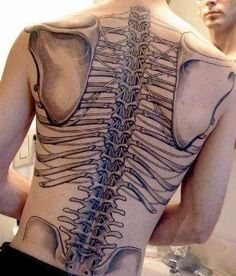 Tattoos have been one of the most popular forms of body modification. tattoos have recently gained a lot of attention from tattoo enthusiasts. As the name suggests, these tattoos are three-dimensional images. Bone Tattoos, Weird Tattoos, Funny Tattoos, Body Art Tattoos, Awesome Tattoos, Unique Tattoos, Key Tattoos, Dragon Tattoos, Creative Tattoos