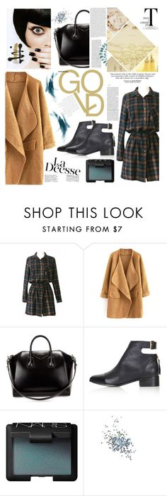 """""""beautifulhalo.com /// is it too late now to say sorry?"""" by tatjana ❤ liked on Polyvore featuring Givenchy, Topshop, le top, NARS Cosmetics, Baku, JustinBieber, sorry, beautifulhalo and bhalo"""