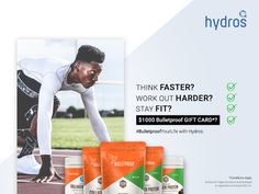 End Date: 05/17/2018; Eligibility: US Enter this #giveaway to #win a $1000 Bulletproof Gift Card by Hydros!