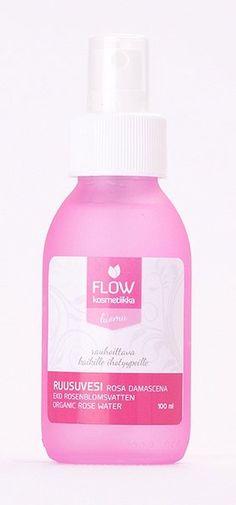 100% pure rose water, a wonderful facial toner