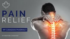 Many people face pain in the body, but sometimes it won't go away by itself. It is necessary to know about how to relive pain when it becomes unbearable. My Canadian Pharmacy provides comprehensive information on pain relief subject and a wide range of medications to eliminate this problem.