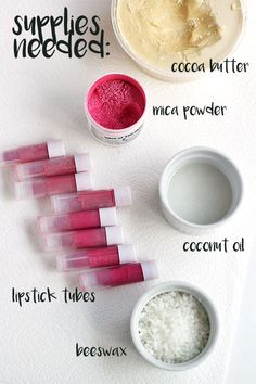 How to Make Natural Lipstick