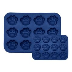 Penn State Nittany Lion Paws 2 Pack Muffin Pans. Perfect for tailgate snacks!    Seriously need these.