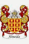 Almeida Coat of Arms / Almeida Family Crest