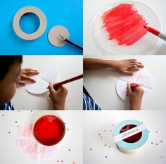 Seriously wicked kids' crafts ideas/instructions. Super ideas for gifts the kids can make.