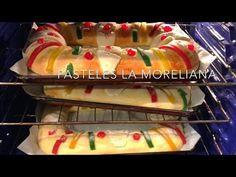 Receta: Rosca de Reyes | Cocineros Mexicanos - YouTube