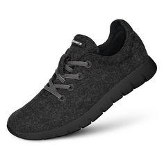 Giesswein Merino Wool Runners MEN - anthrazit 029